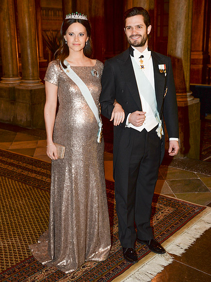 The New Royal Baby Is Here! Princess Sofia and Prince Carl Philip Welcome a Perfect Prince