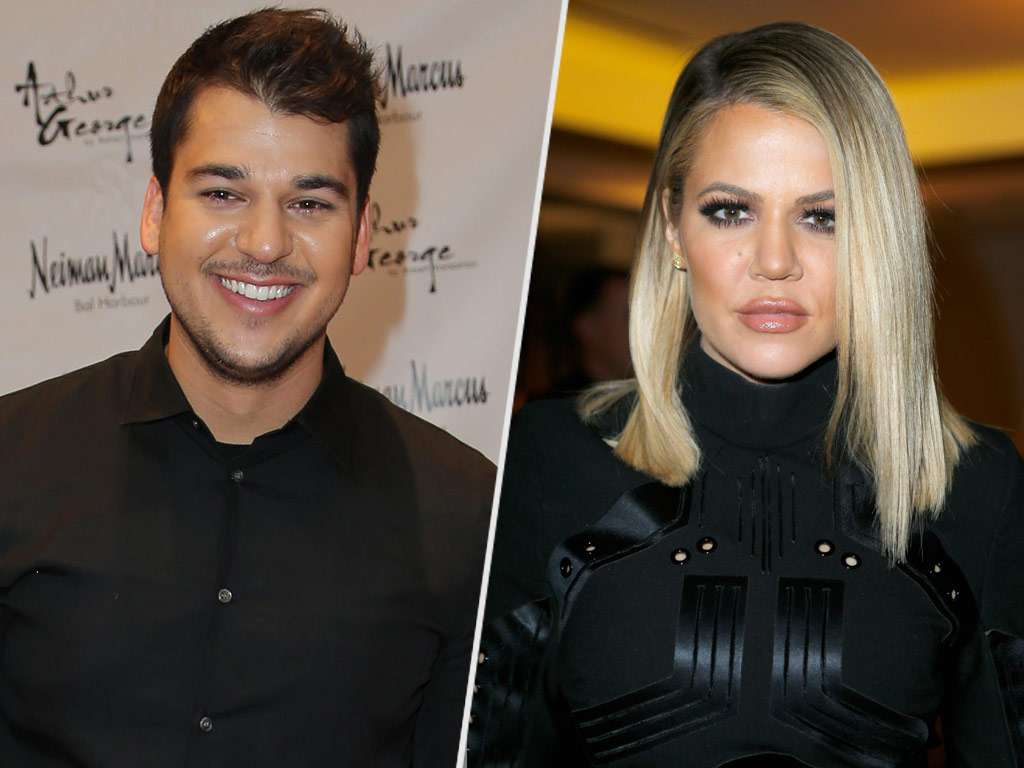 Khloé Kardashian Is 'Frustrated' by Rob's 'Lack of Respect for the Family' as He Dates Kylie's Nemesis Blac Chyna: Source| Couples, Keeping Up with the Kardashians, TV News, Khloe Kardashian, Rob Kardashian