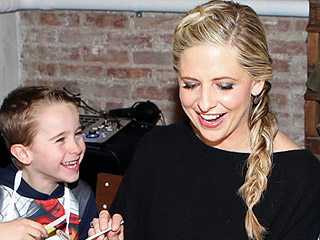 Sarah Michelle Gellar Shares the Secret to Her 13-Year Marriage with Freddie Prinze Jr.