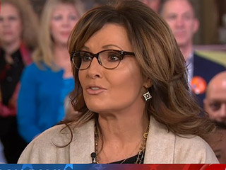 Sarah Palin Denies Blaming Obama for Son's PTSD in Heated Today Interview: 'What Did I Say That Was Offensive?'