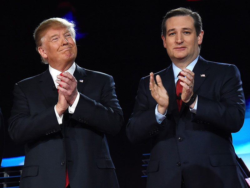 Super Saturday Primary Results: Cruz Beats Trump