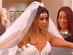 VIDEO: Find Out Which High School Musical Star Has His Head in the Wedding Gown Game