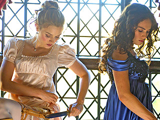PEOPLE Review: Pride and Prejudice and Zombies is Gory, Silly and Surprisingly Faithful to Jane Austen