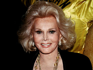 Zsa Zsa Gabor Hospitalized for Lung Infection After Celebrating 99th Birthday: Report