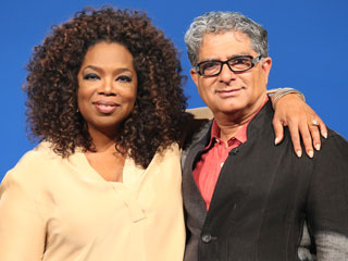 Oprah Winfrey and Deepak Chopra Announce Latest 21-Day Meditation Experience 'Shedding the Weight'