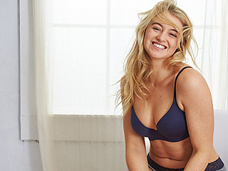 Iskra Lawrence Named Aerie Role Model: 'I Got Told I Wasn't Good Enough, Aerie Told Me I Was Beautiful Because I Was Me'