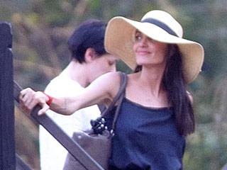Angelina Jolie Pitt Gets Three New Tattoos