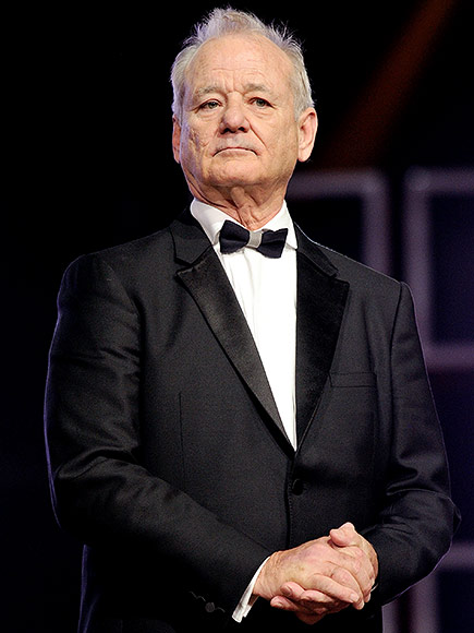 Bill Murray Allegedly Throws Fans' Phones off Roof: Cops