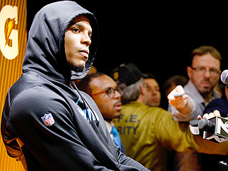 Cam Newton Abruptly Walks Out of Post-Game Conference After Disappointing Loss to the Denver Broncos