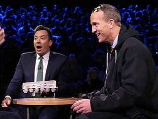 Peyton Manning Goes One-on-One with Magic Johnson – Plus Will the Super Bowl Champ Be Playing for the L.A. Rams?