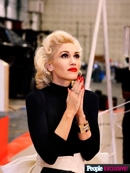 Gwen Stefani to Create... Gwen Stefani