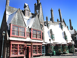 FROM EW: 30 Exclusive First Look Photos of The Wizarding World of Harry Potter
