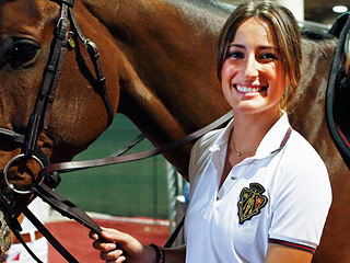 Five Things to Know About Professional Equestrian  (And The Boss's Daughter) Jessica Springsteen – Plus, Meet Her Two New Horses!