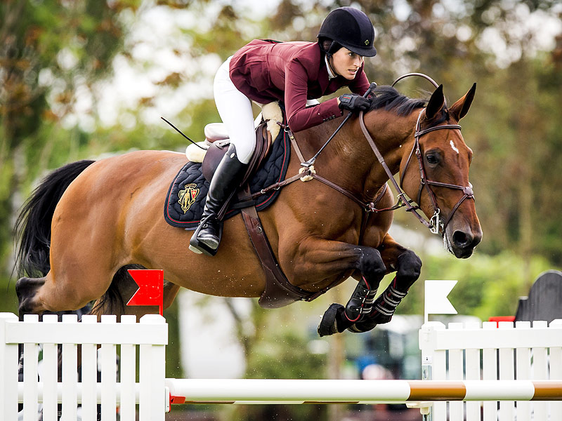 Five Things to Know About Professional Equestrian  (And The Boss's Daughter) Jessica Springsteen – Plus, Meet Her Two New Horses!| Animals & Pets, Sports, Bruce Springsteen
