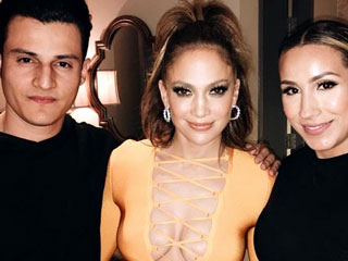 Jennifer Lopez Celebrates End of First Run of Las Vegas Residency: '#IllBeBack'