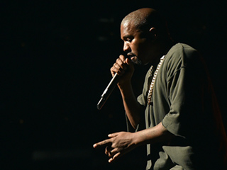 FROM EW: Watch Kanye West's Album Debut Live Stream Via Tidal