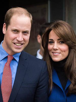 Prince William and Princess Kate Work to Prevent Male Suicide