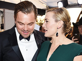 Kate Winslet's Got Leonardo DiCaprio's Back at the Oscars: 'He Is My Closest Friend'