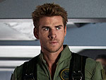 Hot Hero! Liam Hemsworth Shows Off His Independence Day: Resurgence Flight Suit – and Talks 'Heartfelt' Sequel