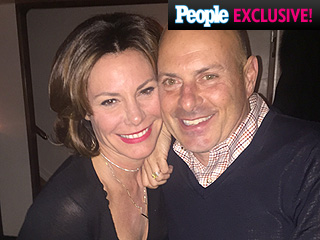 LuAnn de Lesseps and Tom D'Agostino Jr. Are Engaged! See Her 8 Carat Diamond Ring