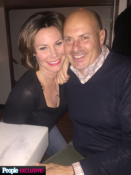 LuAnn de Lesseps and Tom D'Agostino Jr. Are Engaged