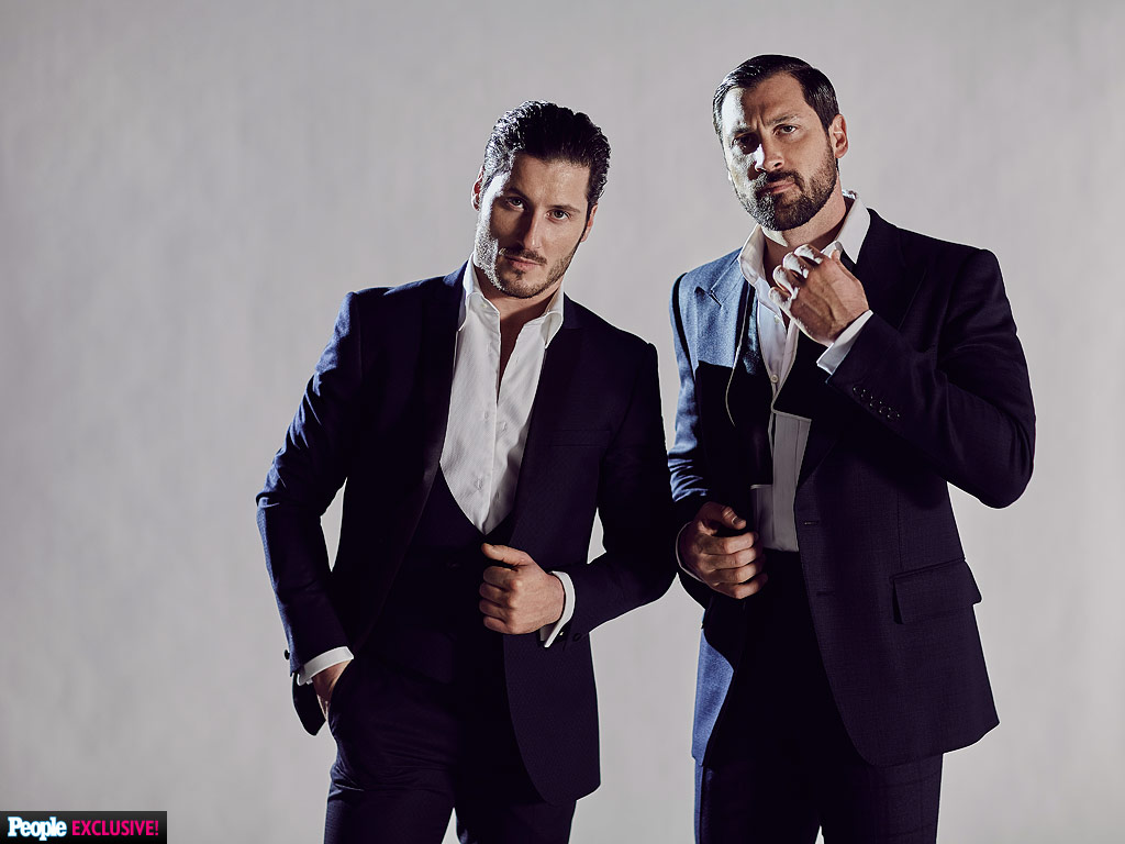 maksim chmerkovskiy brother val chmerkovskiy on their