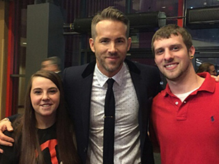 Woman Who Met Ryan Reynolds at Deadpool Premiere After He Saw Her Woozy Wisdom Teeth Video: 'I Was Freaking Out'