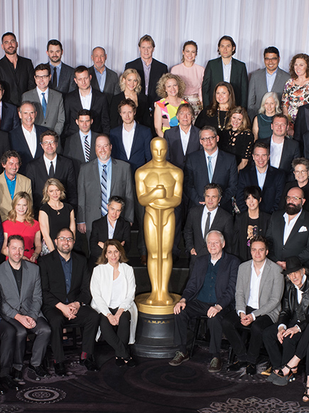 Oscars Nominees Luncheon Class Photo of 2016 Revealed – Find Out What Happened Backstage!