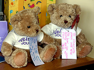 See Prince George and Princess Charlotte's New Teddy Bears – and Their Touching Message