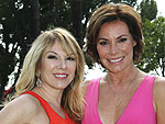Ramona Singer Says It's 'Funny' That LuAnn de Lesseps Is Engaged to Her Ex – But They 'Didn't Have Any Chemistry'