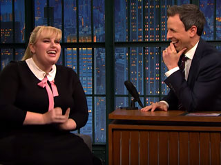 Rebel Wilson Reveals Her First Headshot – and Shares How She Chose an Extra for a Makeout Scene