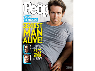 Flashback! Ryan Reynolds Was PEOPLE's Sexiest Man Alive in 2010: Read the Cover Story