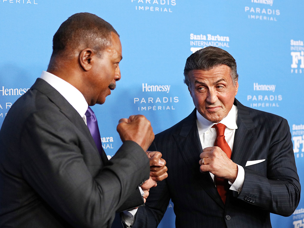 Carl Weathers Explains How Sylvester Stallone's 'Maturation' Allowed ...