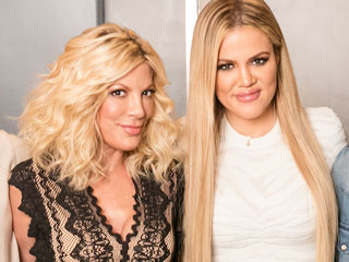 VIDEO: Khloé Kardashian Uncovers the Identity of Tori Spelling's Drunk Alter-Ego – Meet 'Terri' Spelling!