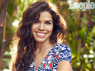 You'll Never Guess What America Ferrera Did for Her First Job