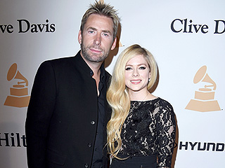 Avril Lavigne and Chad Kroeger Get Cozy Together at Pre-Grammy Party – 5 Months After Separating
