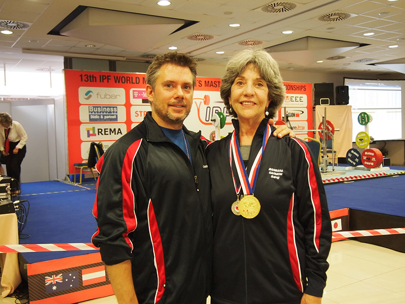 73-Year-Old World Champion Weight Lifter: 'I'm in the Best Shape I've Ever Been in'| Diet & Fitness, Bodywatch