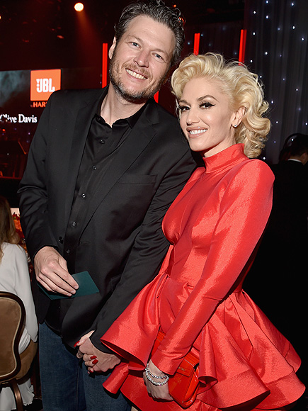 Gwen Stefani Reportedly Watched Blake Shelton's Concert on FaceTime
