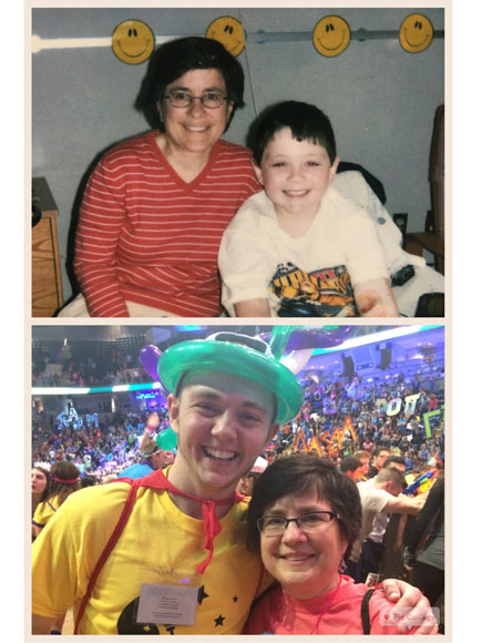 Teen Cancer Survivor Brings Hope to Others with 46-Hour Charity Dance Marathon at Penn State: 'This University Saved My Life'| Cancer, Good Deeds, Real People Stories