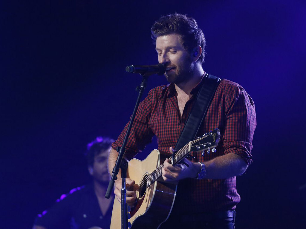 Why Brett Eldredge Got Into Writing: I Love 'Seeing People Laugh or Cry or Blush' to My Songs  Country, Brett Eldredge