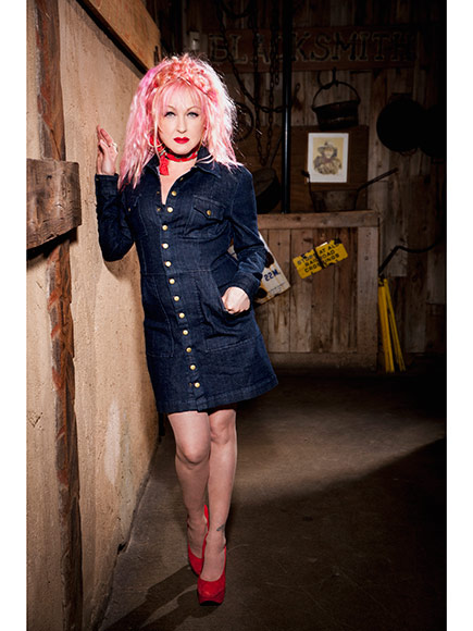 Cyndi Lauper Goes Country on New Single 'Funnel of Love' (FIRST LISTEN)| Music News, Cyndi Lauper