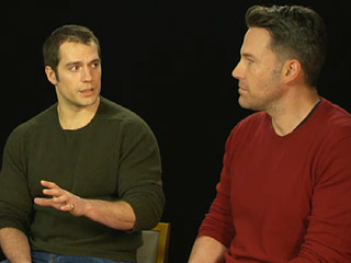 Ben Affleck Reveals He Got 'Valuable' Batman Advice from George Clooney and Christian Bale