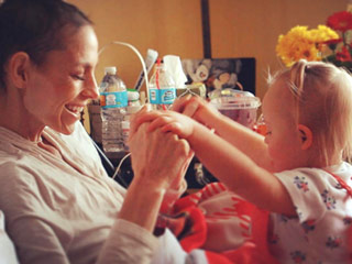 Dying Joey Feek Celebrates Daughter Indiana's Second Birthday: Some Birthdays Are 'Dreams Coming True and Prayers Being Answered'
