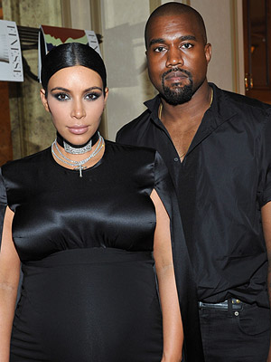 Kim Kardashian Kanye West son's name