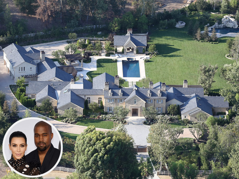 '$20,000 Fixtures and Perfect Flooring': How Kim and Kanye Are 'Sparing No Expense' on Their New Home| People Picks, TV News, Kanye West, Kim Kardashian