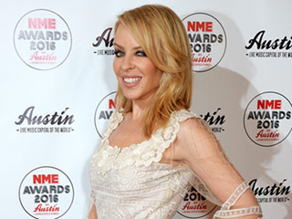 Kylie Minogue Engaged to Boyfriend Joshua Sasse – See Her Diamond Ring!