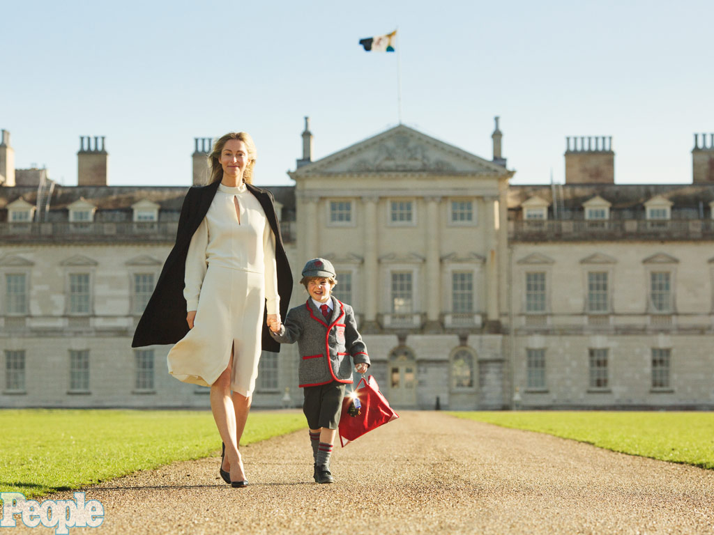 Meet Lady Dawn Russell, the American Mom with a Downton Abbey Life!| The British Royals, The Royals