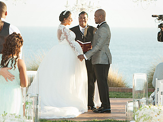 Inside NE-YO and Wife Crystal Renay's Gorgeous Wedding: Exclusive Photos and Details
