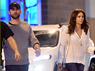 Newly Single Nina Dobrev Parties with Pal Chace Crawford