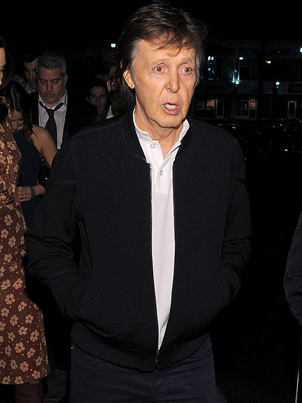 Sir Paul McCartney – Yes, That One – Was Denied Entry to Tyga's Grammy After-Party| The Beatles, Grammy Awards 2016, Individual Class, Beck